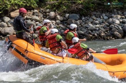 10 Rafting Ecuador