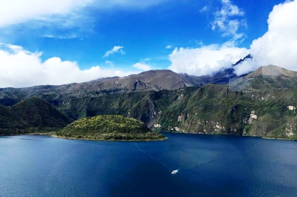 9_Lagune Ecuador