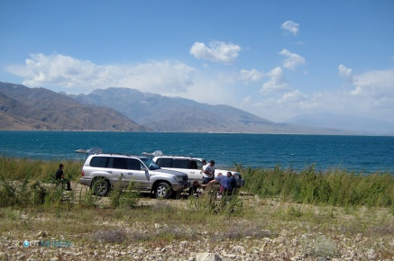 Kirgistan Reisen